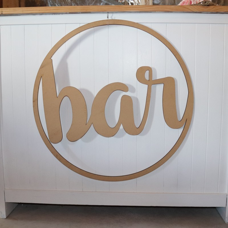 Bar - Little White Bar