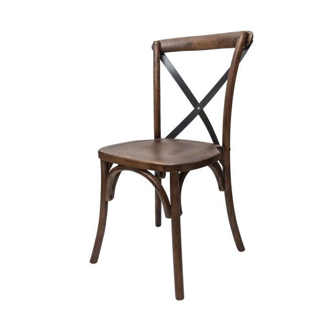 Bentwood Walnut Timber Chair
