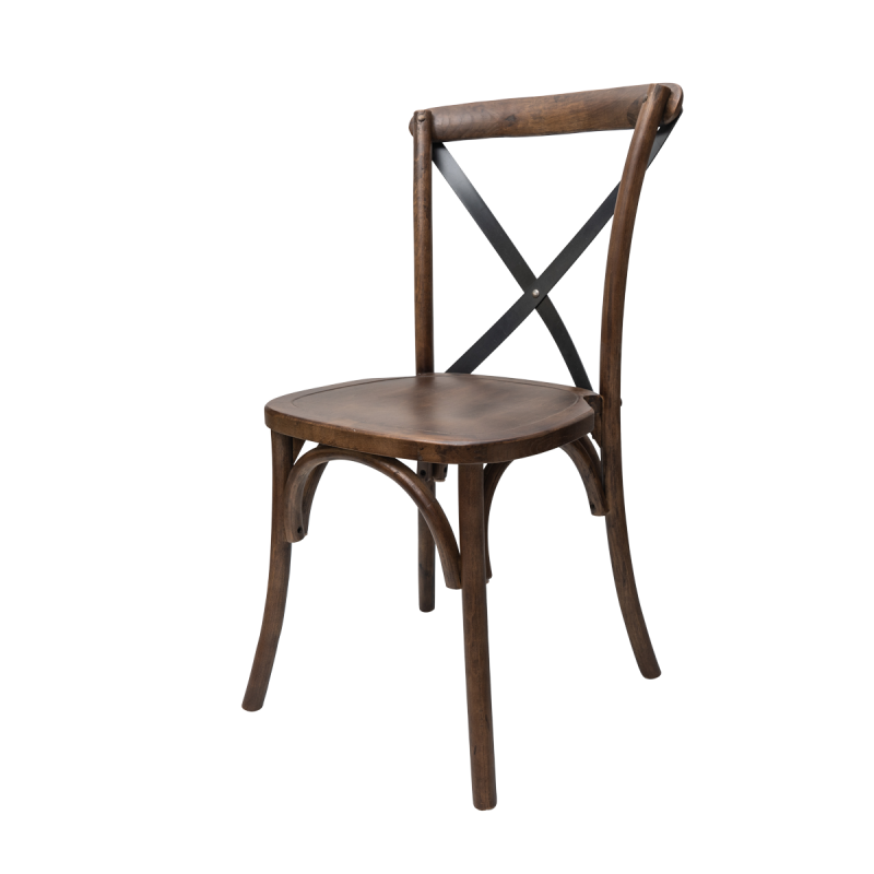 Bentwood Walnut Timber Chair - Hero Image