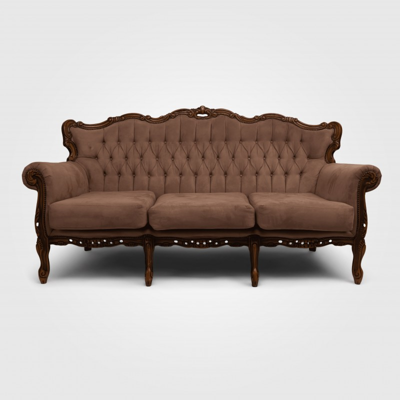 Chaise Lounge - Taupe - Hero Image