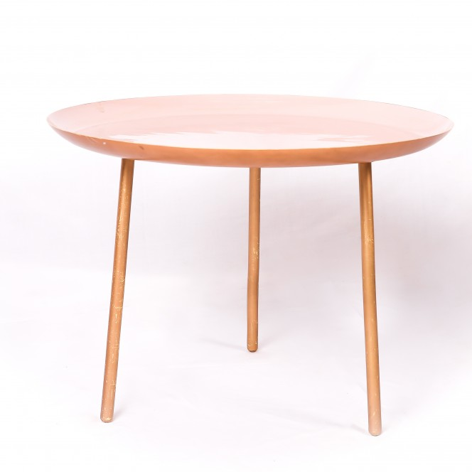 Coffee Table Large Dusty Pink