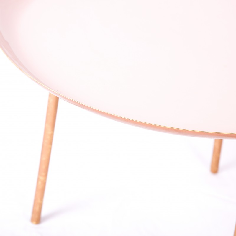 Coffee Table Large Dusty Pink - Image #3