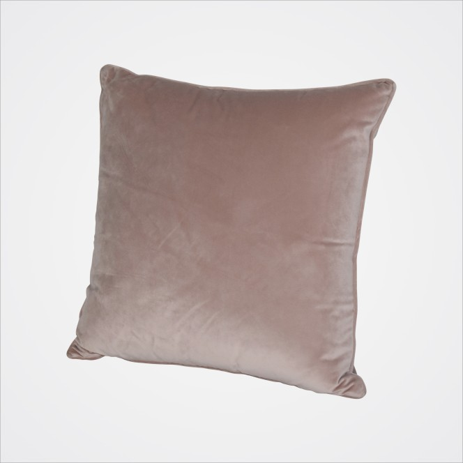 Cushion Dusty Pink Velvet