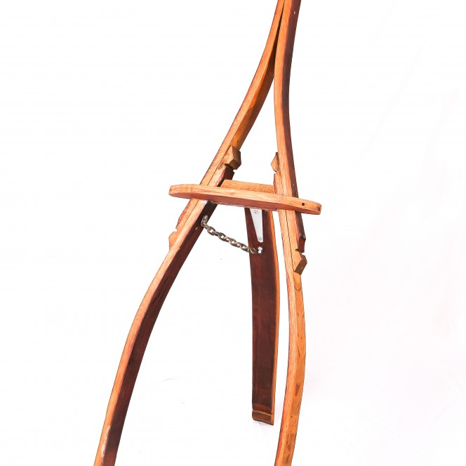 Easel (Wine Barrel)