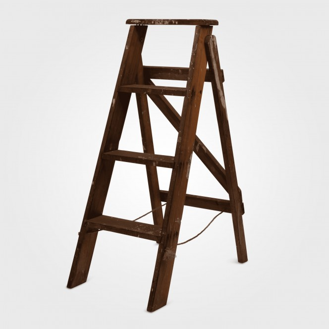 Ladder with rope (Small)