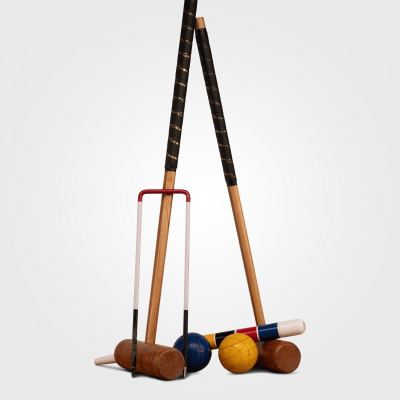 Lawn Games - Croquet - Hero Image
