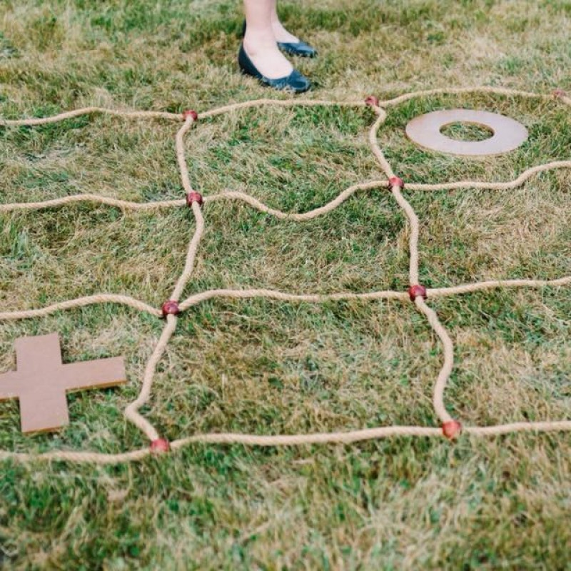 Lawn Games - Giant Noughts & Crosses - Image #2