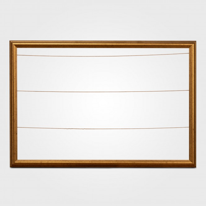 Seating Chart - Gold Frame