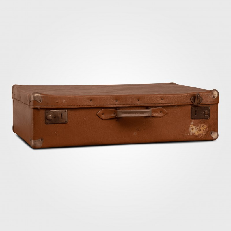 Suitcase Brown Medium