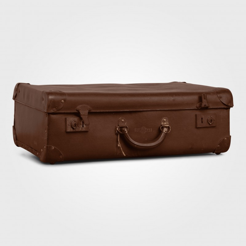 Suitcase Small Brown