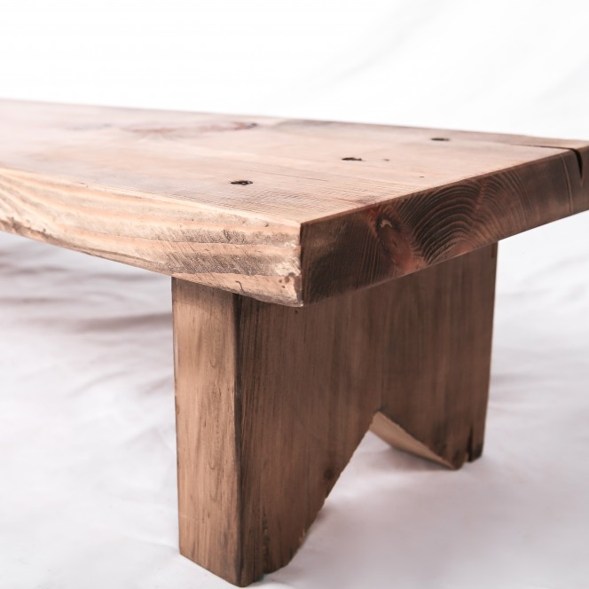 Table Riser with timber feet