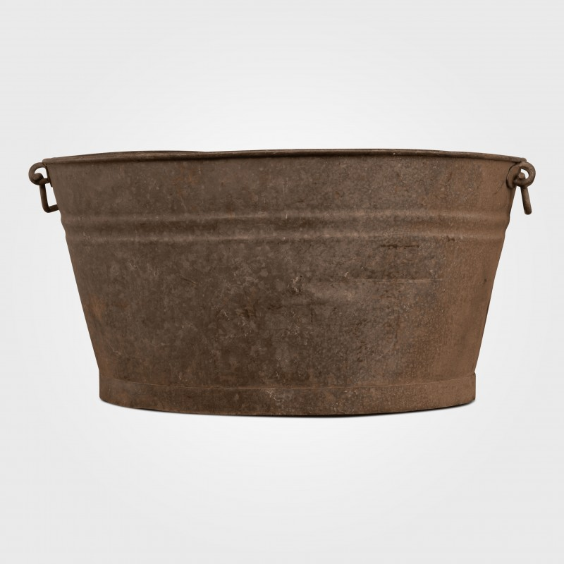 Tin Drinks Bucket