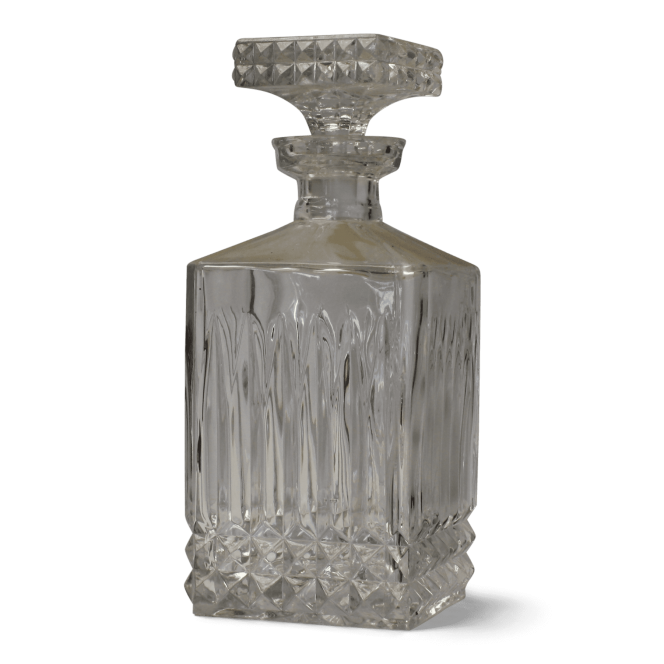 Whiskey Crystal Dispenser