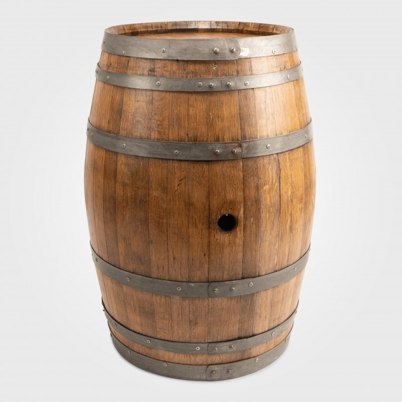 Wine Barrel - Hero Image
